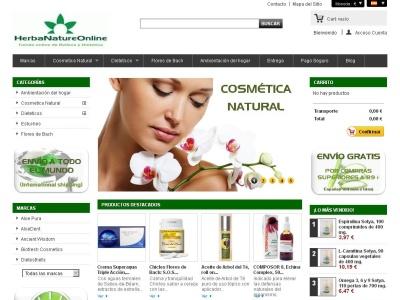 Herboristeria-Herbolario Online