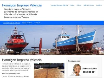 Hormigon Impreso - hormigonimpresovalencia.org