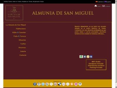 Hospederia Almunia de San Miguel