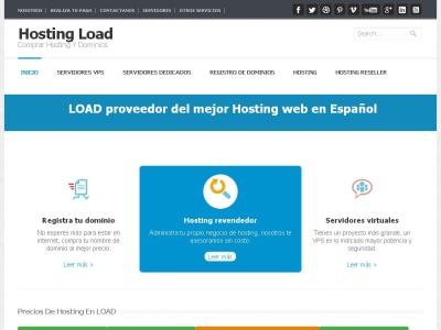 Hosting Load
