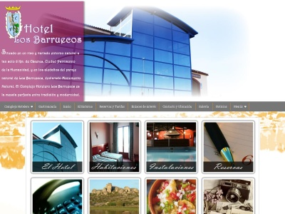 Hotel Los Barruecos, Malpartida de C�ceres