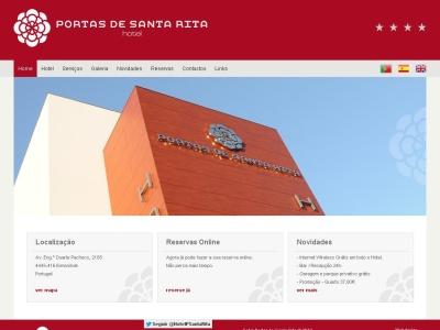 Hotel Portas de Santa Rita