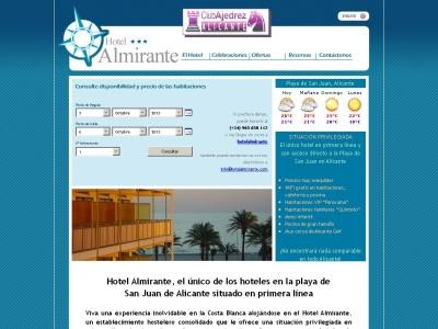 Hoteles en San Juan Playa