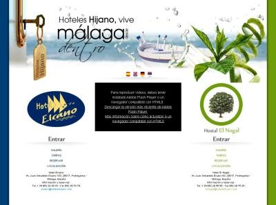Hoteles Hijano, hotel en Málaga