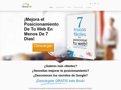 iDroop.com - Diseño de p�ginas web