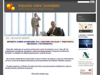 Impuestos Sociedades