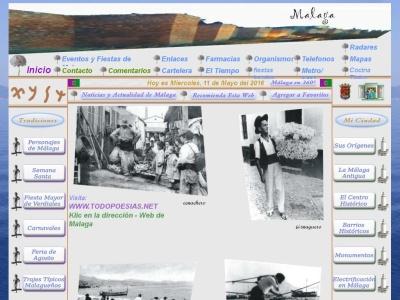 información sobre todo málaga: www.todomalaga.net