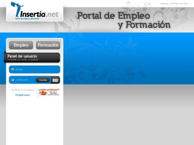 Insertia.net - Portal de empleo y formaci�n