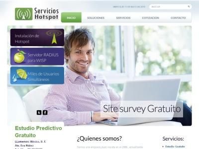Instalacion de Hotspot en Mexico - Internet inalambrico para sus clientes