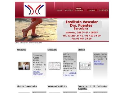 Instituto Vascular Drs. Fuentes