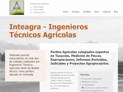 Inteagra - Ingeniería Técnica Agraria