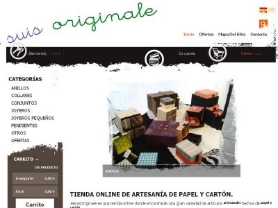 jesuisoriginale.com/es