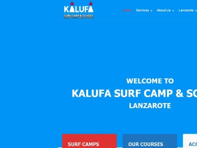 Kalufa surf school