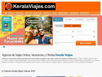 Kerala Viajes Agencia de viajes de M�laga
