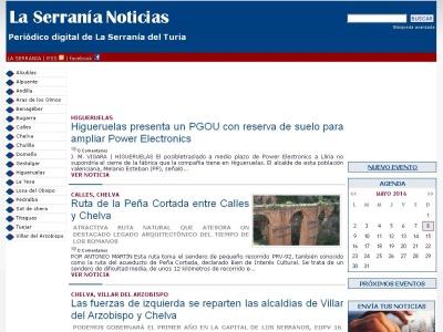 La Serrania Noticias