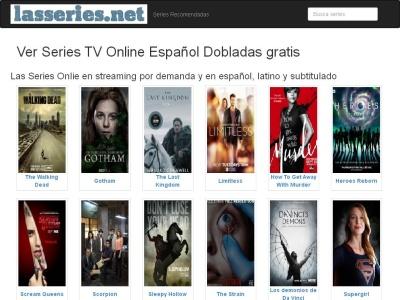 LasSeries.net - Series de Television