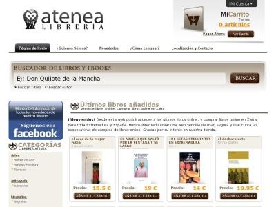 librerias zafra