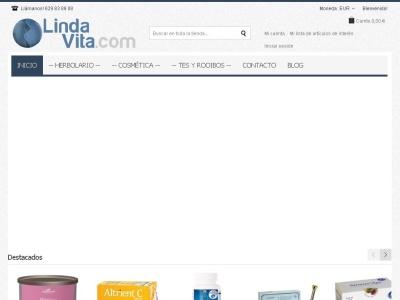 LindaVita.com | Porque T� decides cuidarte