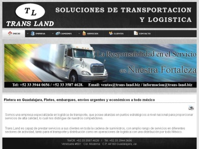 Logistica de transporte, fletes, envios y almacenaje de mercancia