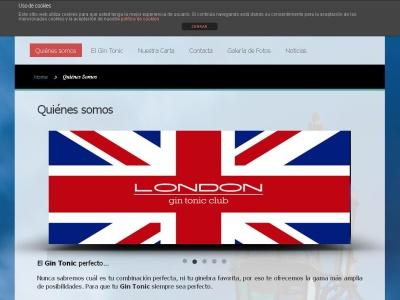 London Gin Tonic Club