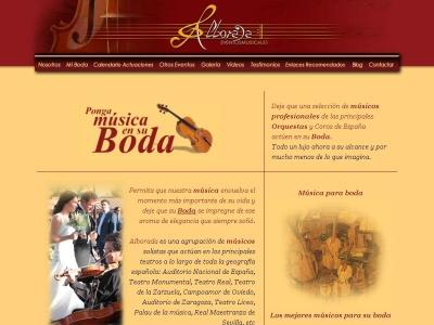 Música para bodas | Eventos Musicales
