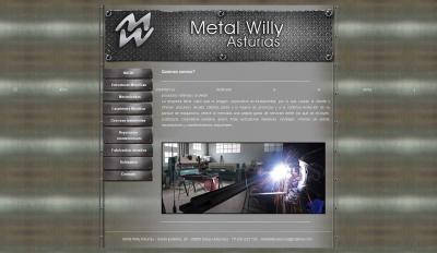 metal willy trabajos metálicos en asturias