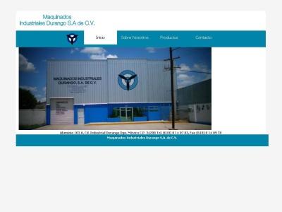 MIDSA - Maquinados Industriales Durango S.A.