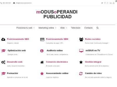 mODUSoPERANDI publicidad S.L.