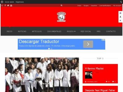 Mordor University Portal de Noticias Politicas
