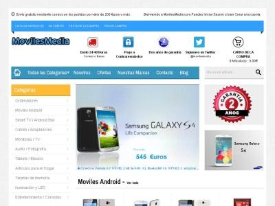 MovilesMedia.com | Moviles libres baratos