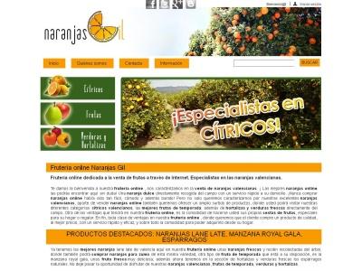 Naranjas Gil