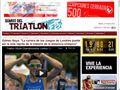 Noticias de Triatlón
