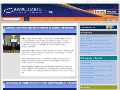 Noticias Smartmatic