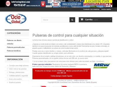 Ociglobal.com Pulseras de Control