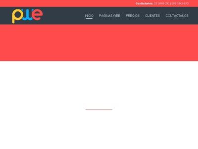 P�ginas web Ecuador