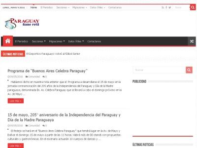 Paraguay Mi Pa�s - Paraguayos en Argentina