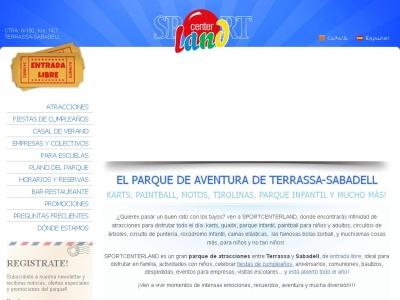 Parque de atracciones en Terrassa/Sabadell