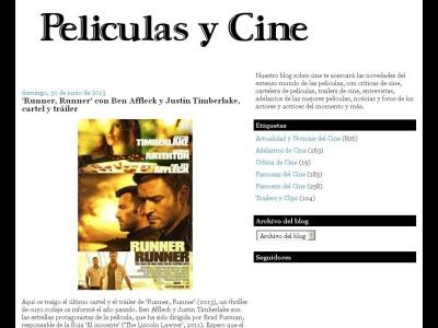 peliculas y cine