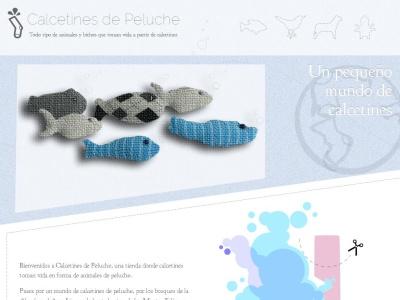 Peluches hechos con calcetines para regalo