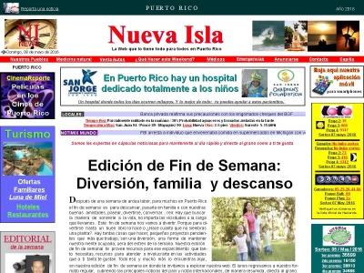 Periódico digital en Puerto Rico
