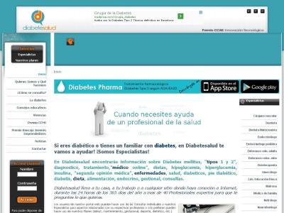 Portal de informaci�n y tratamiento de la Diabetes