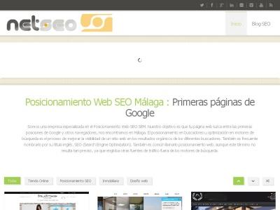 Posicionamiento SEO M�laga | Web Marbella