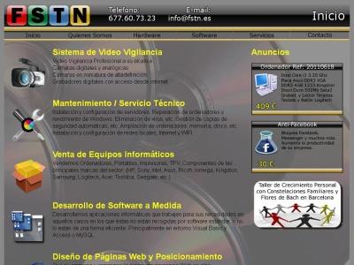 Posicionamiento Web Faston Informatica 94, scp