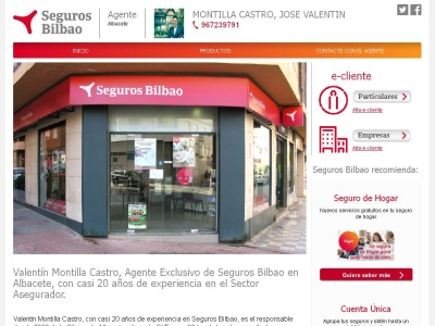 Profesegur S.L - Corredur�a de Seguros Albacete