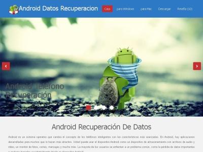 Recuperar Suprimido Android Datos