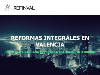 Reformas Integrales en Valencia