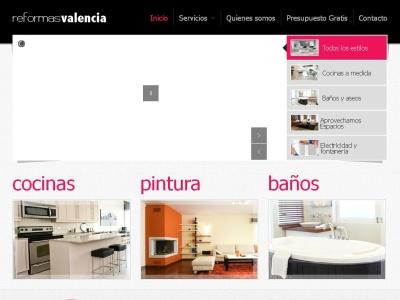 Reformas Valencia