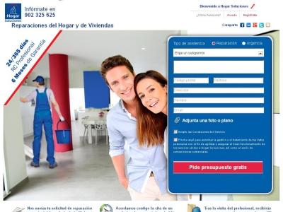 Reparaciones del hogar, servicios para la casa