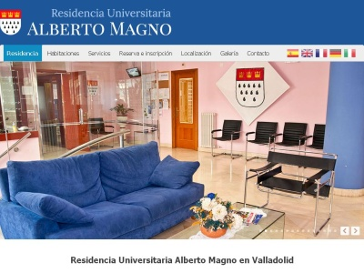 Residencia Universitaria Alberto Magno