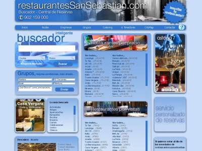 Restaurantes San Sebastian